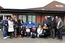 Vedoucí pracovníci škol byli na stáži ve Velké Británii