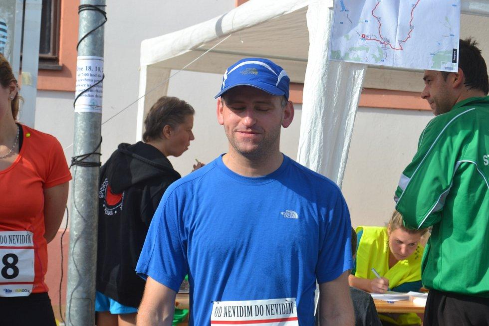 Jan Říha uspořádal charitativní běh