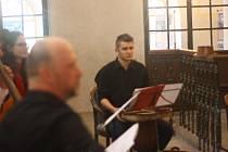Bubeník Matouš Bureš