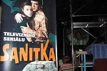 Speciální projekce jednoho z dílů původního seriálu Sanitka
