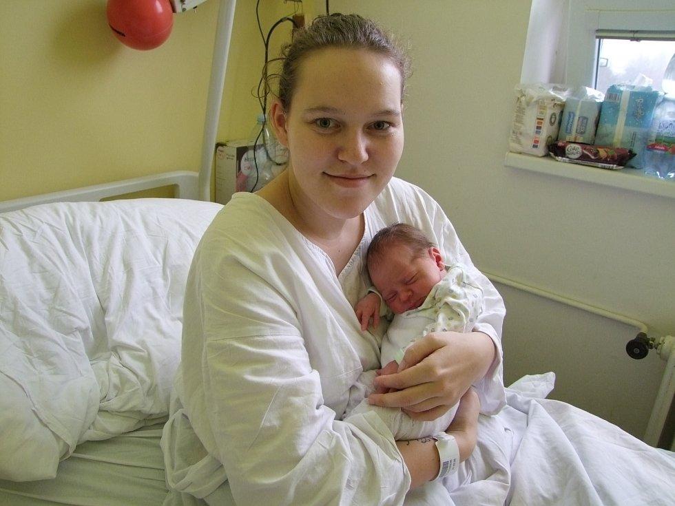 Vanesa Škrétová poprvé uviděla svoji maminku Kateřinu dne 9. ledna 2018. Její míry byly 49 cm a 2845 gramů. Doma v Kolíně už na obě holky čekají bráška Vítek (3 roky) a tatínek Vít.