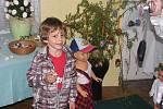 Velikonoční výstava ve Velimi