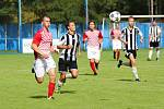 Z utkání Český Brod B - Mnichovo Hradiště (0:1).