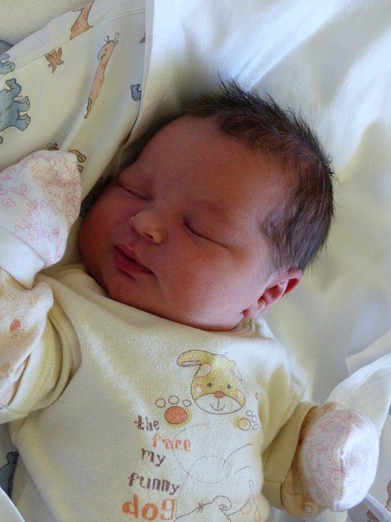 Valerie Kurková přišla na svět 6. května 2018. Její míry byly 3750 gramů a 50 cm. V Kolíně bude vyrůstat s maminkou Věrou, tatínkem Lukášem a bráškou Oliverem (8).