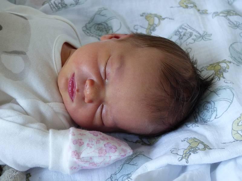 Amálie Zoe Řeháková se narodila 11. září 2021 v kolínské porodnici, vážila 3365 g a měřila 50 cm. V Kolíně se z ní těší bráškové Dominik (7), Lukášek (6) a rodiče Ivana a Tomáš.