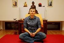 Buddhista Jaroslav Pešta
