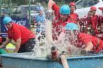 V Kořenicích se konalo druhé kolo Kutnohorské hasičské ligy