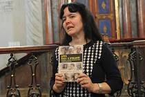 V synagoze se křtila kniha i DVD a ještě se otevřely tři výstavy