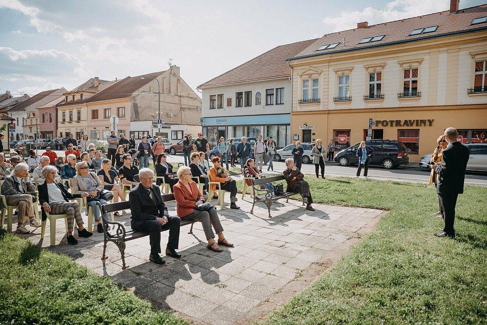 Předávání ocenění Osobnost města Český Brod 2021