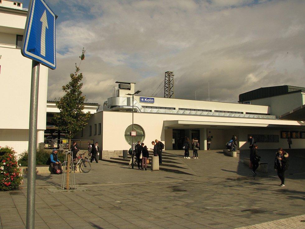 Slavnostní otevření zrekonstruovaného nádraží v Kolíně se plánuje na 17. října
