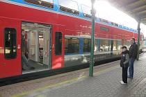Za poždění vlaků muže zřejmě vyšší síla