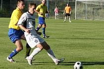 Z utkání FK Kolín - Chrudim (3:0).