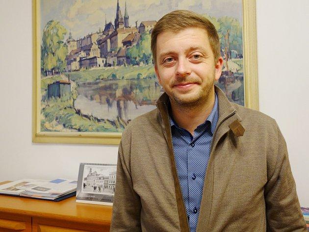 Kolínský starosta Vít Rakušan