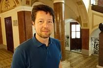 Architekt města Kolína David Mateásko