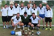 Vítězem turnaje se stalo Slovácko.