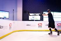 Není profesionálem, hokej ho ale živí. Kolínský Jan Hanzl vsadil na virtuální svět