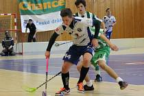 Petr Novotný vstřelil v prvním duelu dva góly, ve druhém jeden.