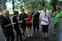 Cyklisté se sešli v Kolíně, jeli na RFP