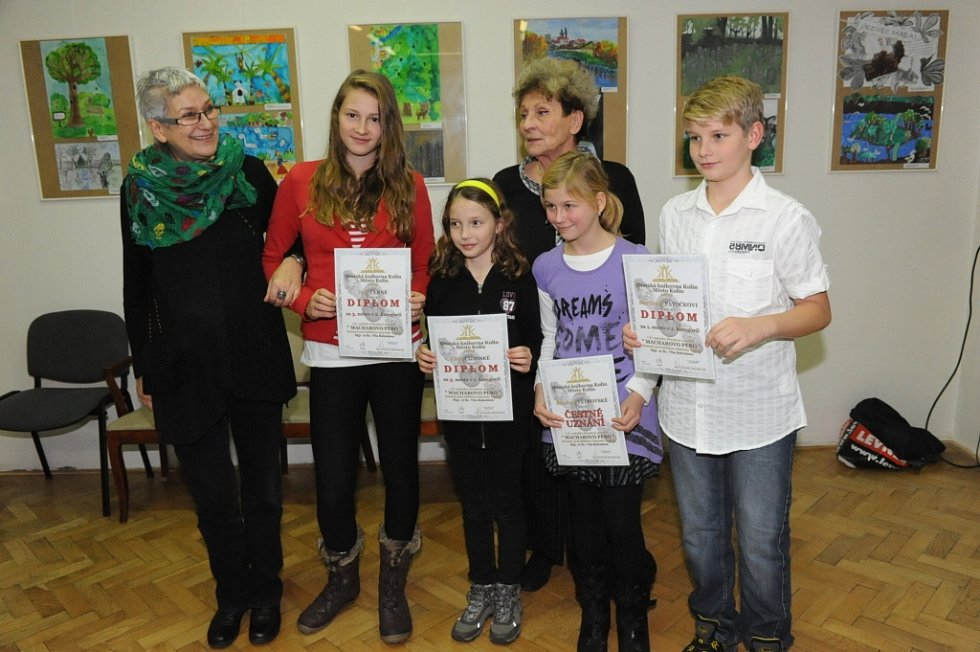Literární soutěž má u dětí úspěch