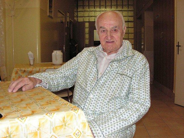Pacient Tomáš Šesták