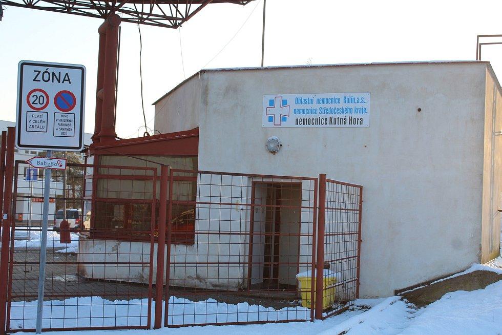 Nemocnice Kutná Hora (ilustrační foto).