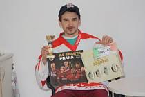 Vítěz 4. kola Tomáš Hladík vyhrál karton piv z pivovaru Rohozec, poukázku v hodnotě 200,-Kč do pizzerie Týna, kalendář, který do soutěže věnoval sportovní obchod Sporttrio a pohár od firmy Sportforte.