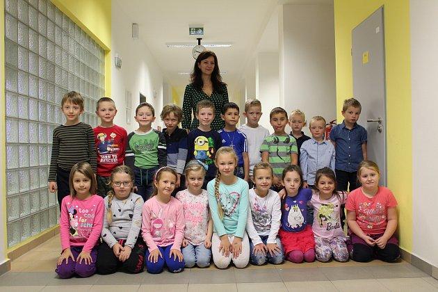 Základní škola Žitomířská vČeském Brodě: třída 1.C.