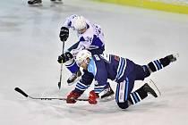 Vyrovnáno. Hokejisté Kolína prohráli druhé utkání semifinálové série s Vrchlabím a stav na zápasy je nerozhodný 1:1