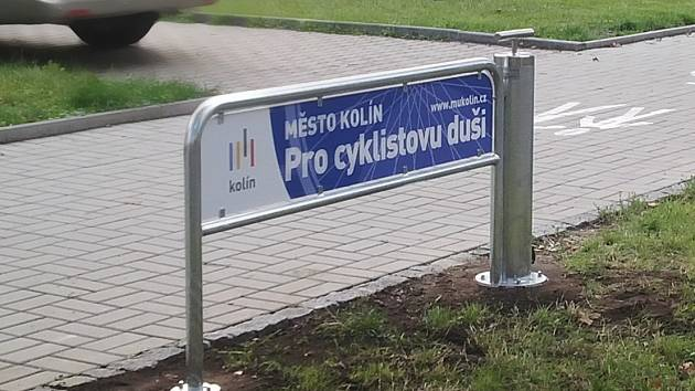 Veřejná pumpa v Kolíně