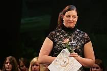 Vítězka roku 2009 Kateřina Šafránková