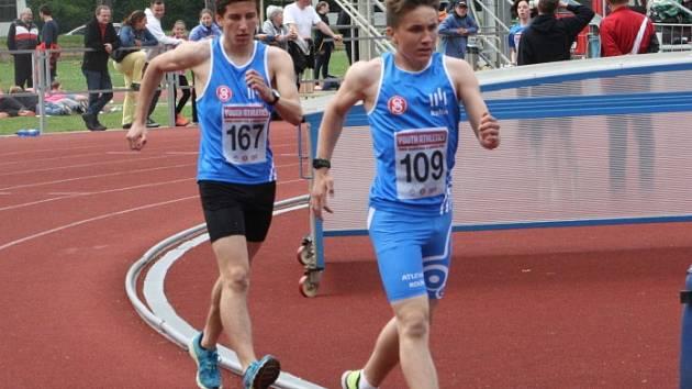 V Kolíně proběhl velmi vydařený mítink Youth Athletics – Sokol Grand Prix 2015.