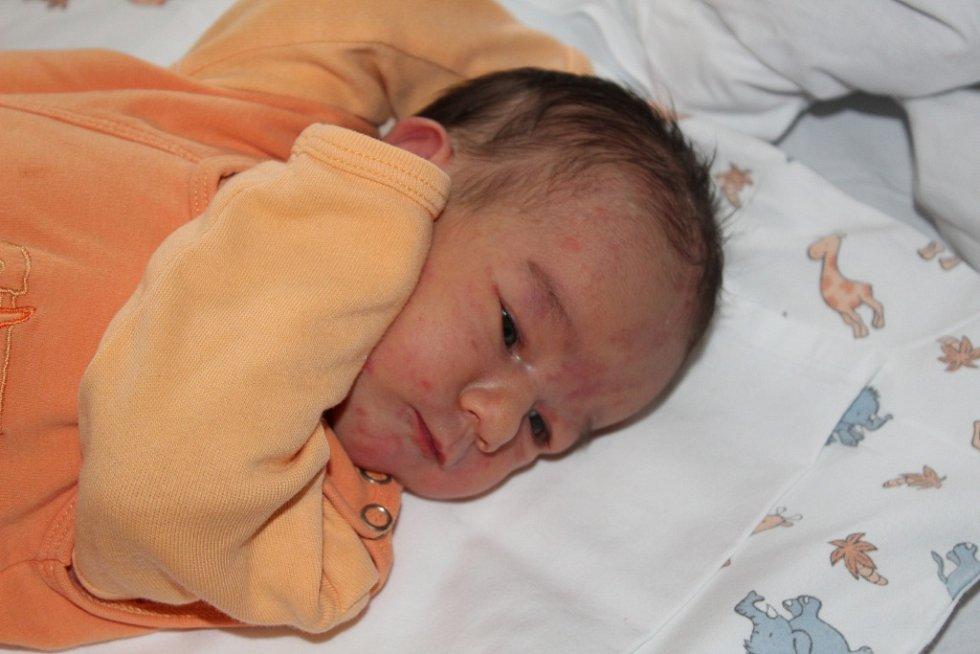 Amálie Vrbová se narodila 12. září 2017 s váhou 3510 gramů a výškou 50 centimetrů. V Zásmukách bude vyrůstat s maminkou Petrou, tatínkem Miloslavem a bráškou Miloslavem (2,5).