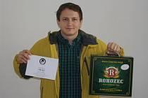 Vítězem 7. kola se stal Michal Mikeš, který vyhrál karton piv značky Rohozec a kupon v hodnotě 100,-Kč do kolínské kavárny Kristián.