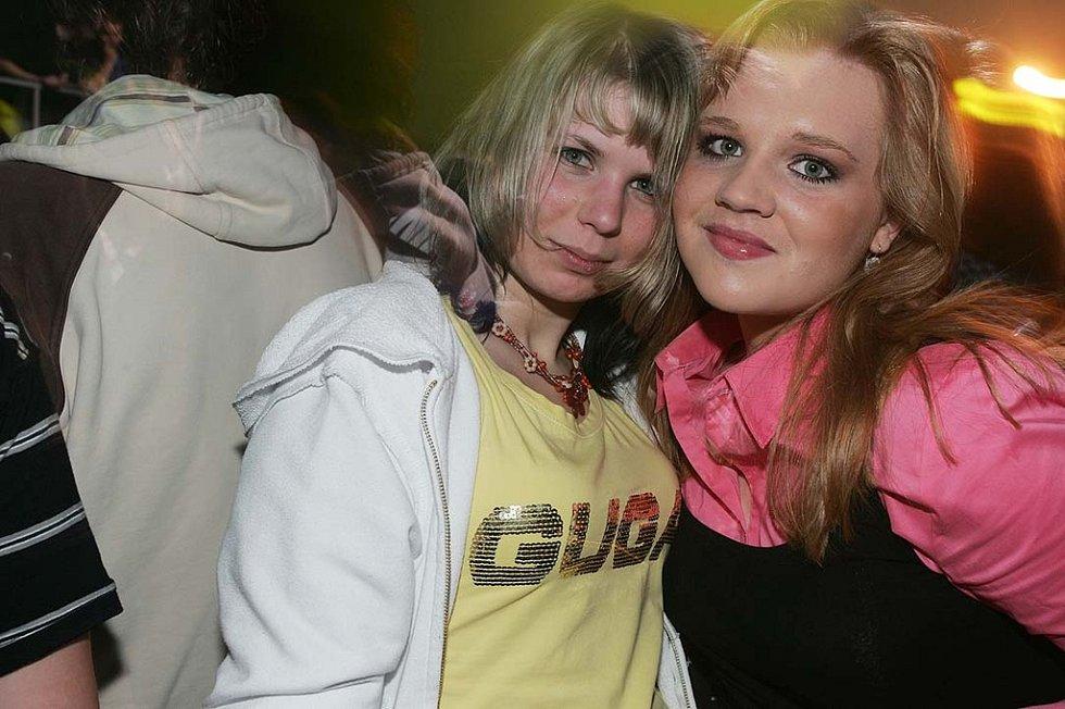 Ibiza party v Dance Hall Opolany.