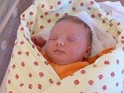 Markéta Pumprlová přišla na svět 5. května 2018. Vážila 3435 gramů a měřila 49 cm. Do Poděbrad se rozjede s maminkou Jitkou, tatínkem Pavlem, sestrou Karolínkou (4,5) a bráškou Lukáškem (3).