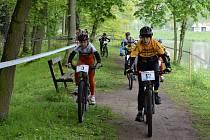 Závod seriálu Cyklotour Kolín 2017 se uskutečnil na Kmochově ostrově. Foto: archiv Expres CZ – Scott Team Kolín