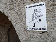 Tajuplné místo Podlipanska: Klášterní Skalice.