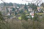 Policejní kontrola chatových oblastí. 23.3.2009