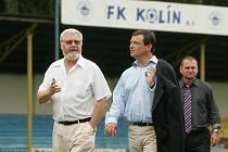 Hejtman přislíbil peníze pro rozvoj fotbalové mládeže