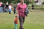 V mysliveckém stylu se děti rozloučily s prázdninama