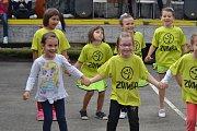 Děti v Plaňanech si užívaly den jen pro ně