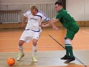 Futsalista Lukáš Slezák