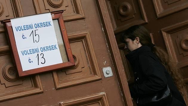 Eurovolby v Kolíně, 5. 6. 2009.