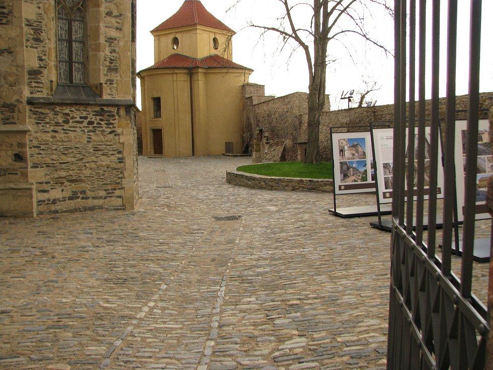 Chrám sv. Bartoloměje v Kolíně.