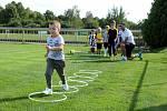 Nábor malých fotbalistů. Ilustrační foto.