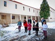 V Tuklatech otevřeli novou školu