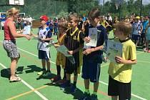 Kolínským minižákům se dařilo týmově i mezi jednotlivci.