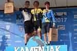 Kolínským cyklistům se v Chorvatsku dařilo.