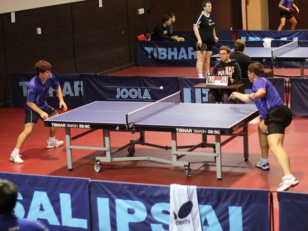 Kolínští stolní tenisté na úvod nové sezony nestačili na Chrudim.