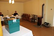 Druhý den voleb do poslanecké sněmovny - Doubravčany